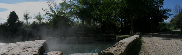 Thermal Springs San Casciano dei Bagni