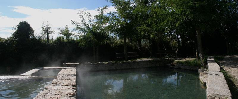 Terme di San Casciano dei bagni