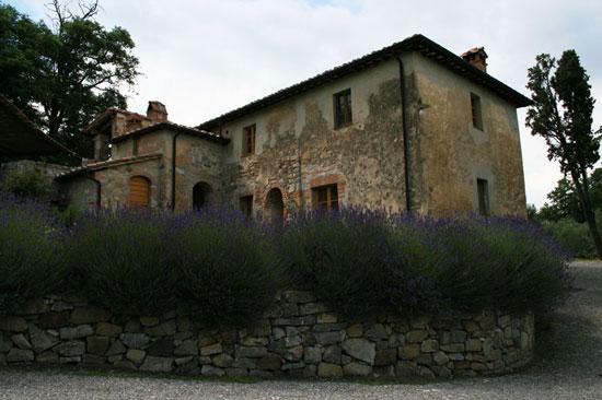 Casa didde 1 for Piccola casa colonica